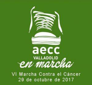 Marcha Valladolid Contra el Cáncer