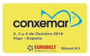 EUROBELT está presente en Conxemar 2018