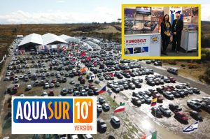 Eurobelt in AquaSur 2018