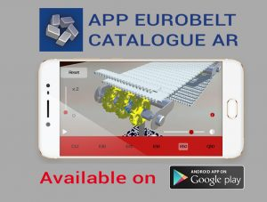 Nueva App Eurobelt Catalogue AR