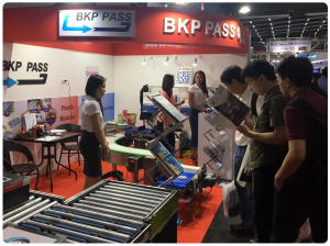 Propak Asia 2019. Eurobelt & BKP Pass working together.