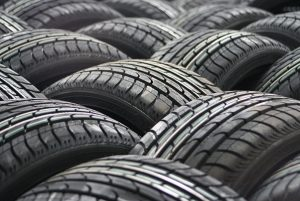 Procesos singulares en la industria del neumático.