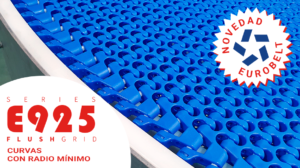 E925 – Curves with minimum radii