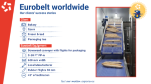 Success Story E20: Frozen bread