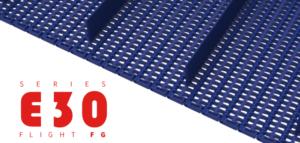 Nuevo empujador Flush Grid de la Serie E-30.